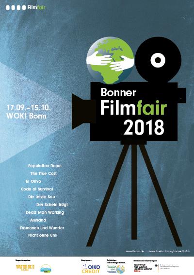 Filmfair – Plakat-Entwurf 1