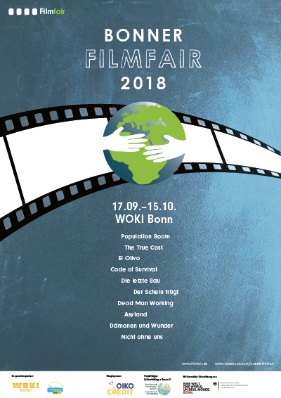 Filmfair – Plakat-Entwurf 2