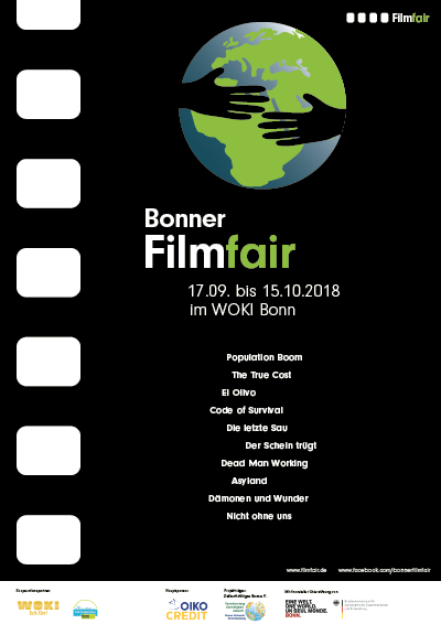 Filmfair – Plakat-Entwurf 3