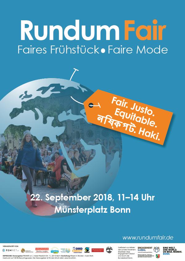 Rundum Fair-Plakat