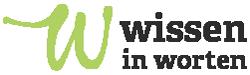 Logo Wissen in Worten